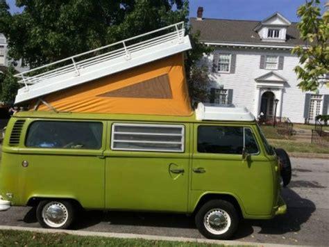 vw bus camper conversion  sale  tulsa