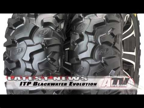 atv television news itp introduces blackwater wildcat trail stock vs wildcat trail with 28x10x14