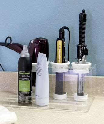 Hair Styler Organizer by Hair Styling Organizer The Lakeside Collection