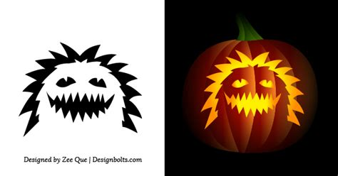 pumpkin stencils easy free simple easy pumpkin carving stencils patterns for