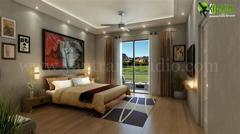 3d interior design modern house