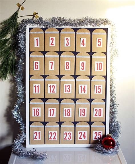 how to make a advent calendar ideas 35 diy advent calendar ideas apartment therapy