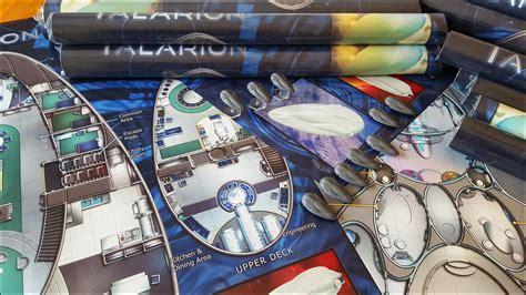 starfinder flip mat starship books starfinder compatible starship poster deckplans