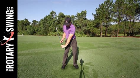 left handed golf swing increase golf swing speed with this left drill