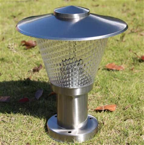 popular outdoor column lights buy cheap outdoor column