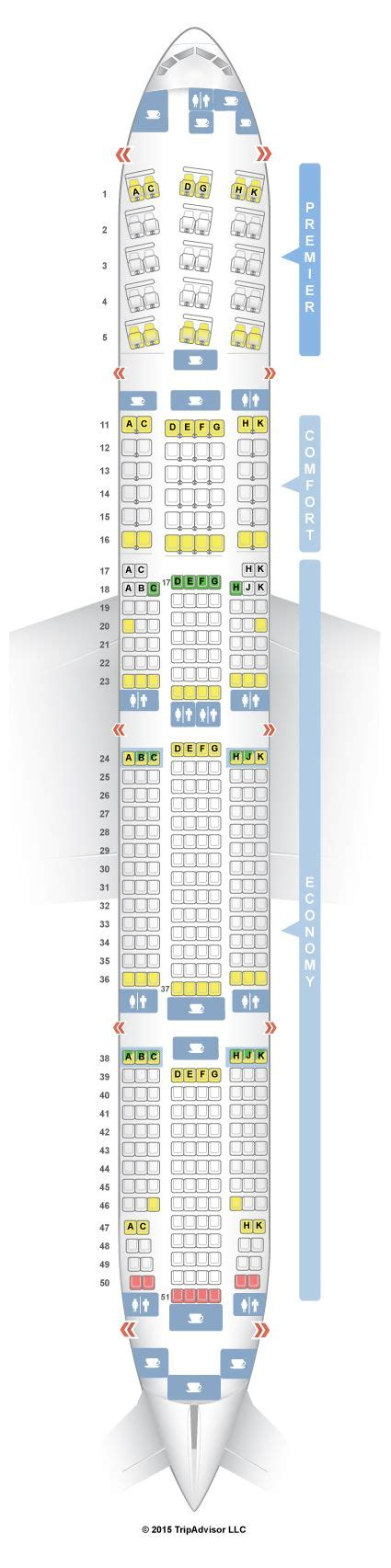 boeing 777 300er seat map 25 best ideas about boeing 777 300er seating on boeing 777 300 seating