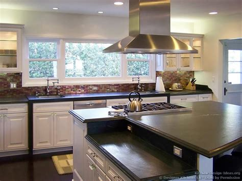 How To Install Backsplash Tile In Kitchen designer kitchens la pictures of kitchen remodels