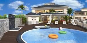 Luxury Villas Interior Design - de zest villa views icipl