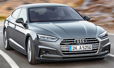 Audi A5 Panoramadach by Audi A5 Sportback 2017 Preis Motoren Autozeitung De