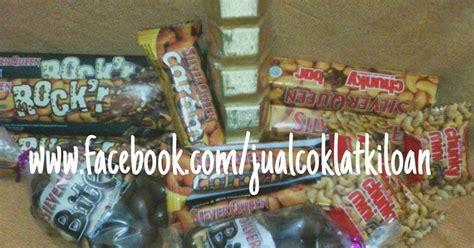 Coklat Bar Paket I Ngalam coklat silverqueen icip icip