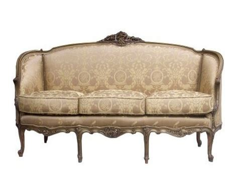 oriental antique furniture french provincial sofa