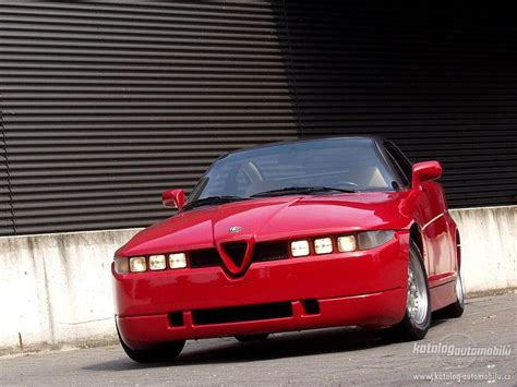 alfa romeo sz review and photos