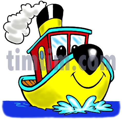 tugboat cartoon movie free drawing of a tugboat from the category boat sail