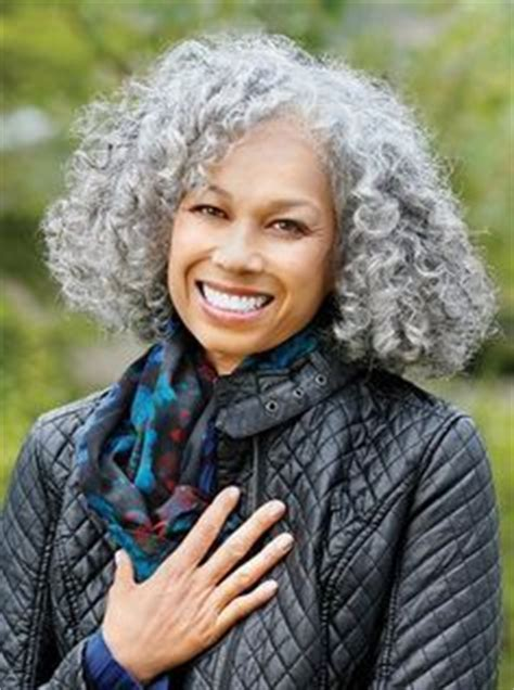 african american hairstyles salt and pepper medium length 1000 images about natural women gray hair on pinterest