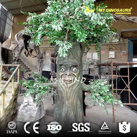 life size cheap artificial big trees landscape plastic life size outdoor simulation plant large artificial tree