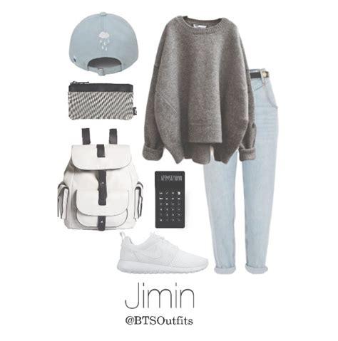 jimin bts school bts jimin school outfit o u t f i t b t s