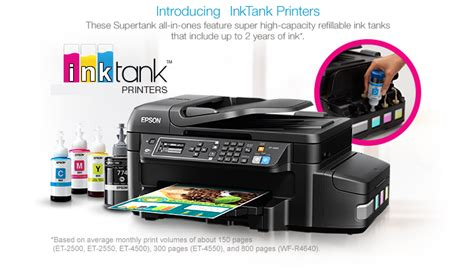 Printer Epson Ink Tank System epson imaging solutions