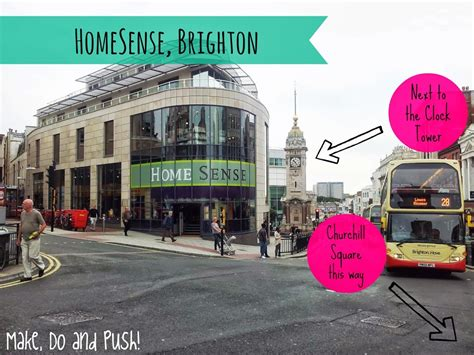 review homesense brighton make do push