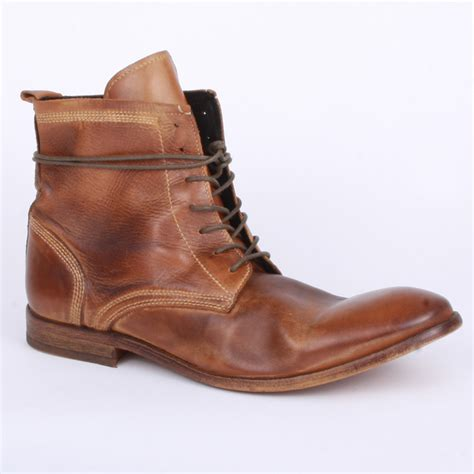 h by hudson swathmore mens leather ankle boots new shoes