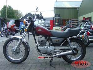 Honda Cm250 Honda Cm 250 C 1983 Specs And Photos