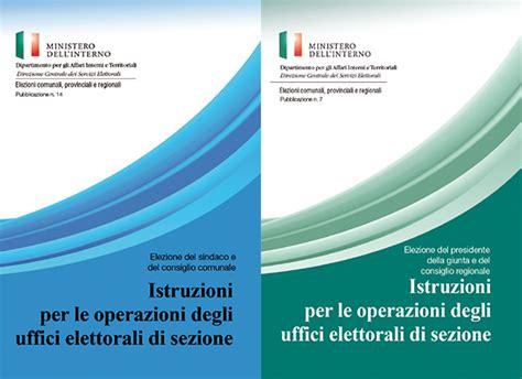 interno gov it come si vota amministrative 2015 oltre mille comuni al voto