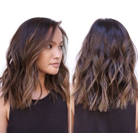 Ombre For Olive Skin | ombre lob for olive skin hair pinterest colors