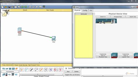 cisco packet tracer asa tutorial asa 5505 in cisco packet tracer 6 1 first look at new