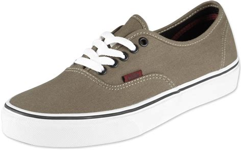 vans shoes vans authentic shoes brown