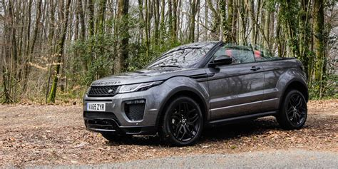 land rover evoque black convertible 2017 range rover evoque convertible review caradvice