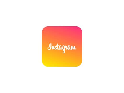 design icon gif just for fun instagram icon by emofun dribbble