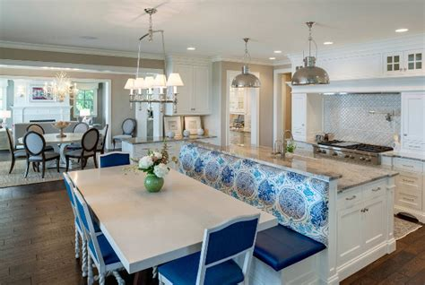 kitchen island with banquette interior design ideas for your home home bunch interior