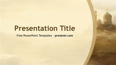powerpoint template history gallery templates example free download