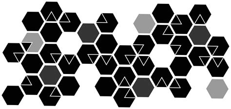 Design Pattern Hexagon | hexzian space visualizing our data taking