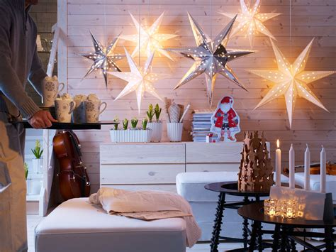 home decor star indoor decor ways to make your home festive during the holidays