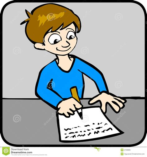 Do Home Work by Homework Cliparts