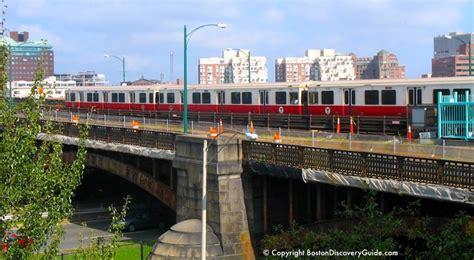 boston subway   boston public transportation
