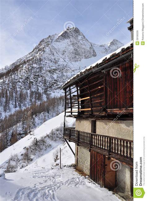 alpine architecture italian alps gressoney valley alpine architecture