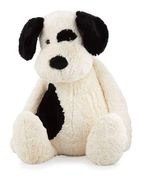 jellycat bashful puppy toys stuffed educational at neiman