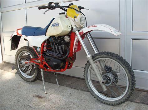 Ktm Motorrad Oldtimer by Motorrad Oldtimer Kaufen Ktm Gs 500 K4 Rotax Moto Huber