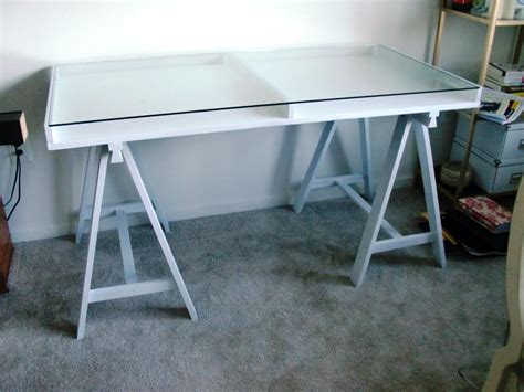 white computer desk with glass top ikea glass desk top home decor ikea best ikea desk top