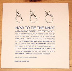 Wedding Invitations The Knot by Tie The Knot Wedding Invitations And Wording