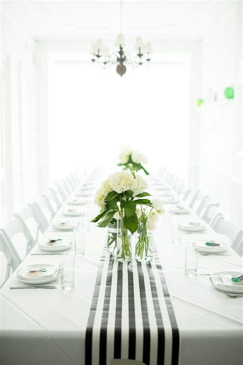 White Baby Shower Ideas by A Graphic Black White Modern Baby Shower The Sweetest