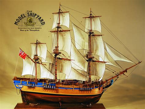 schip bounty hms bounty model ship exclusive for the discerning