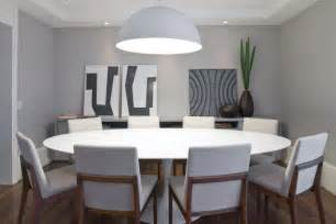 contemporary round dining room tables high quality