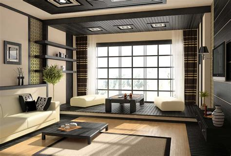 asian inspired living room japanese living rooms with white sofa home interior