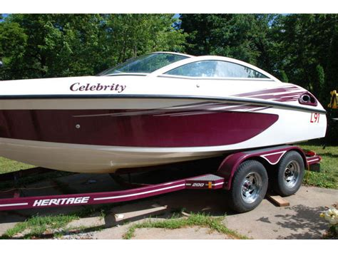 celebrity boat manuals 1997 celebrity 200 bowrider powerboat for sale in illinois