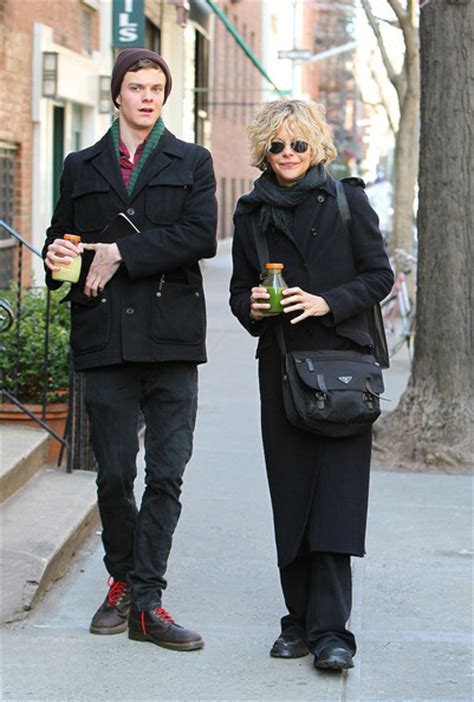 who is meg ryan mother jack henry in meg ryan and jack henry in nyc zimbio