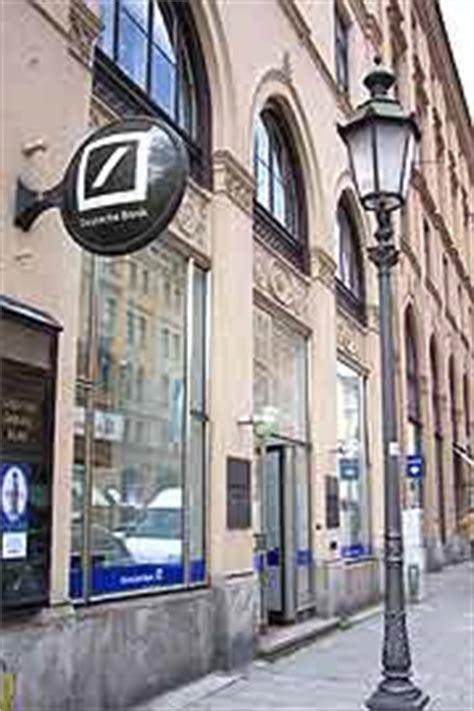 geldanlagen deutsche bank einkaufsstra 223 en in m 252 nchen maximilianstra 223 e 26 deutsche