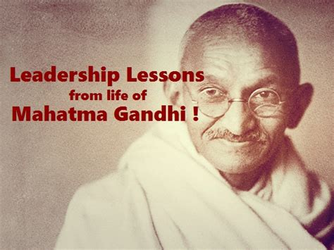 gandhi biography lesson plan 4 leadership lessons from mahatma gandhi techstory