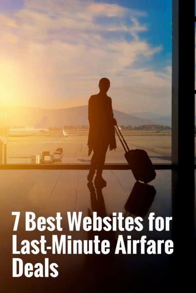 websites   minute airfare deals